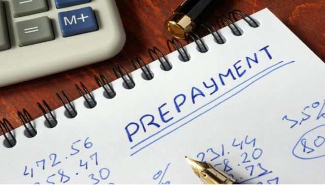 Energy prepayment in the UK